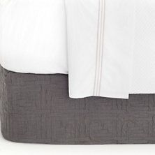 Cotton Box Spring Covers - King, Queen, Full & Twin  | Pine Cone Hill