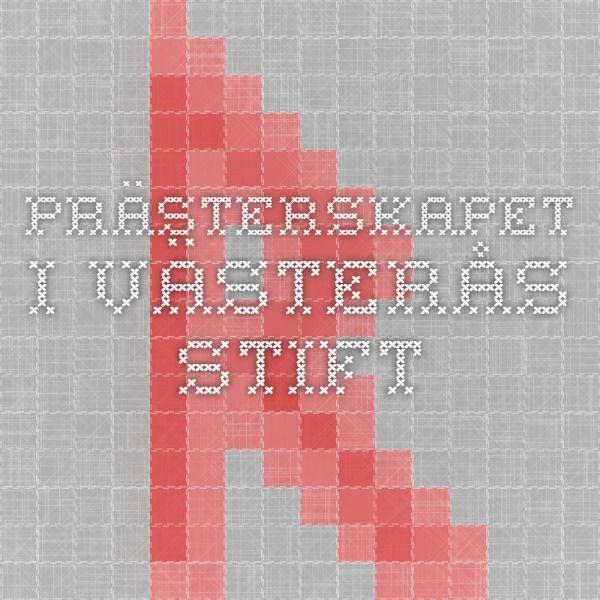 Prästerskapet i Västerås stift