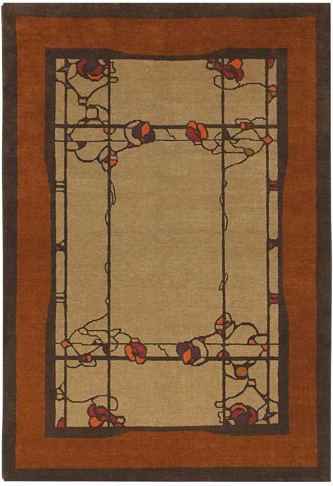 Craftsman Style Area Rugs Home Decor