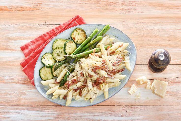 Italiaanse klassieker met een smaaktwist van milde groenten - Recept - Allerhande