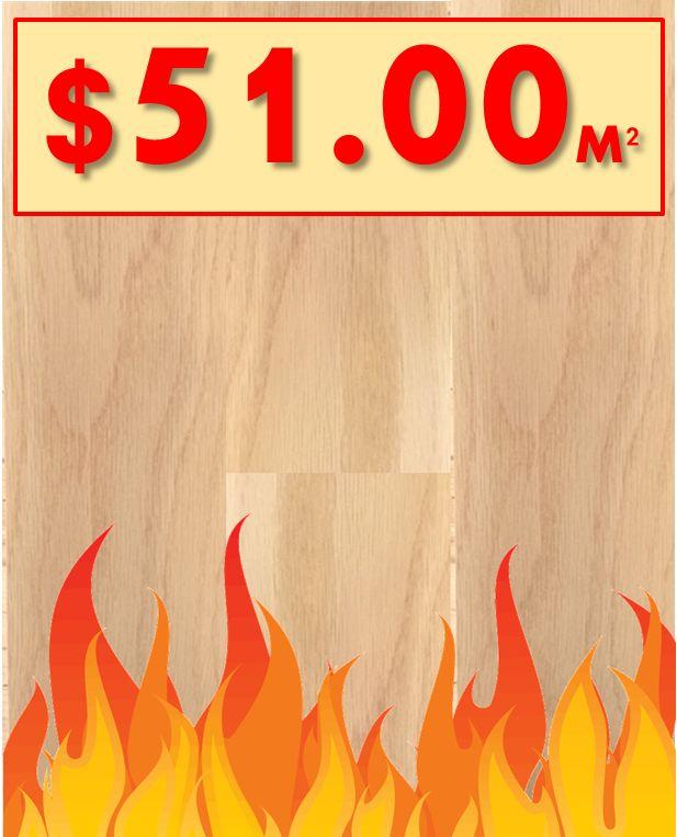 Limed White Oak - 14mm Engineered Oak - Price per square metre - $51.00
