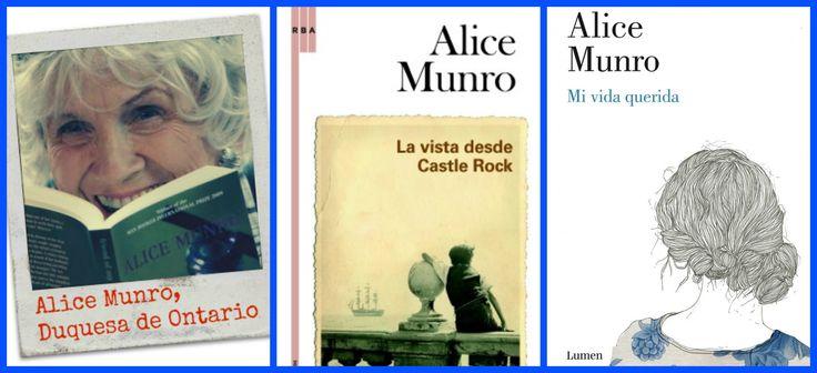 Alice Munro. Duquesa de Ontario.