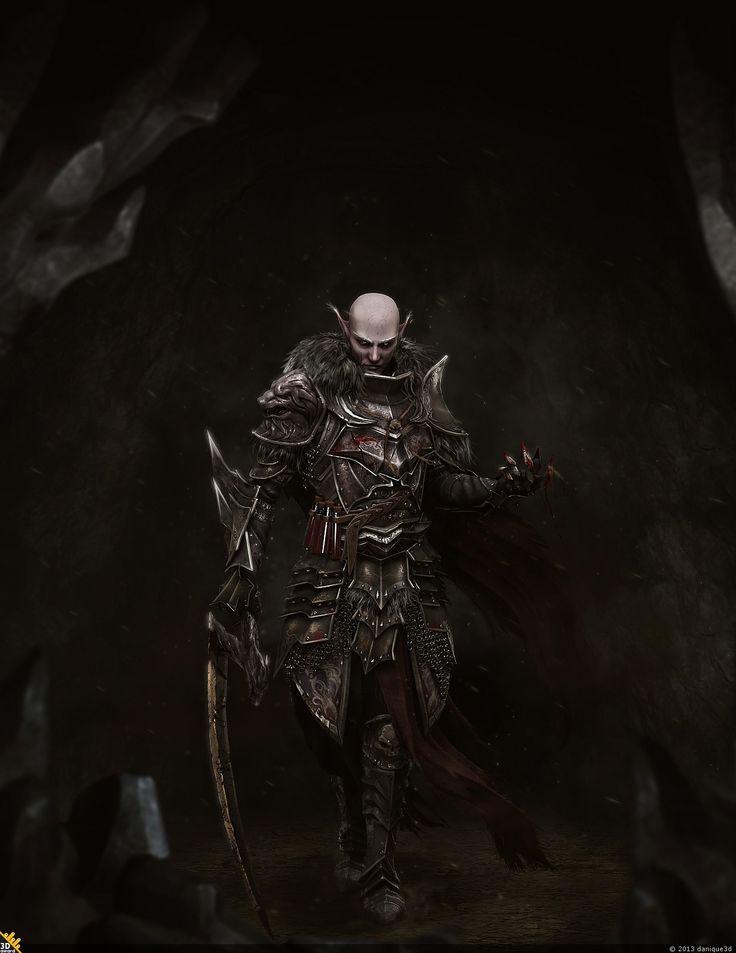 Темный эльф. Drow