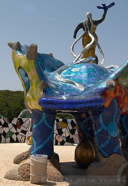 1000 Images About Niki De Saint Phalle On Pinterest Gardens Escondido California And Artworks