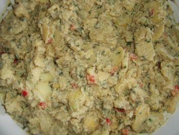 fettarmer Kartoffelsalat - Weight Watcher geeignet