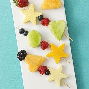 Gezonde Traktatie :: Fruit feest