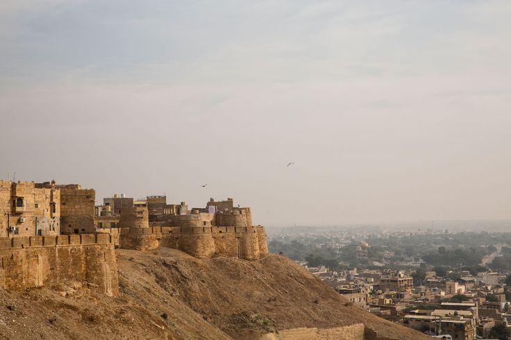 Monte Trikuta - Rajastán, un viaje en el tiempo