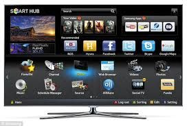 No surprise is'nt a new TV on everyones wish list although Smart tv's are really good.