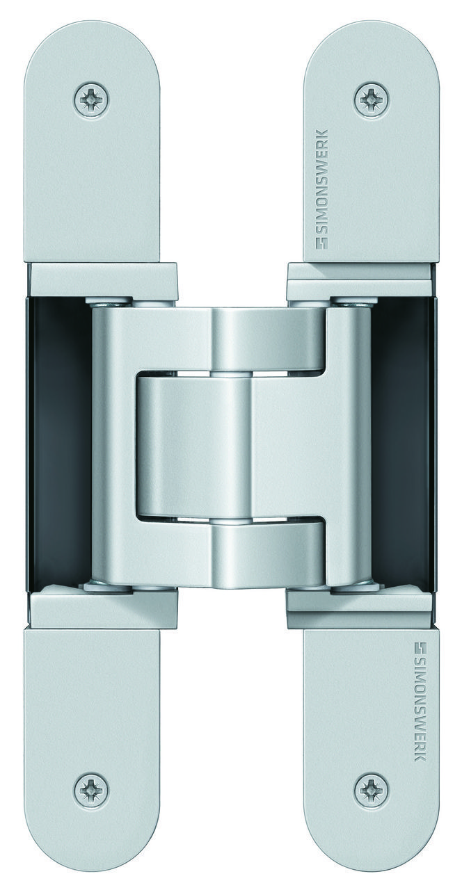 Modern concealed hinge tectus modern door - Hidden hinges for exterior doors ...