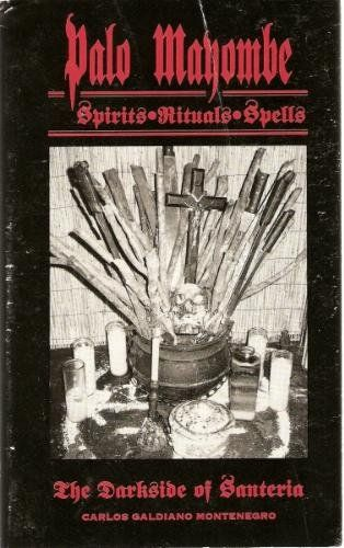 Palo Mayombe: Spirits, Rituals, Spells by Carlos Montenegro, http://www.amazon.com/dp/0942272420/ref=cm_sw_r_pi_dp_bmiqtb1YRB52J