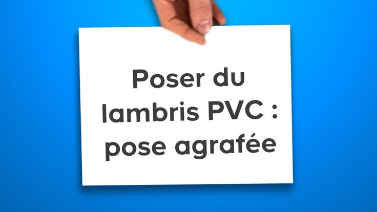 25 b sta lambris pvc id erna p pinterest for Comment poser du lambris pvc