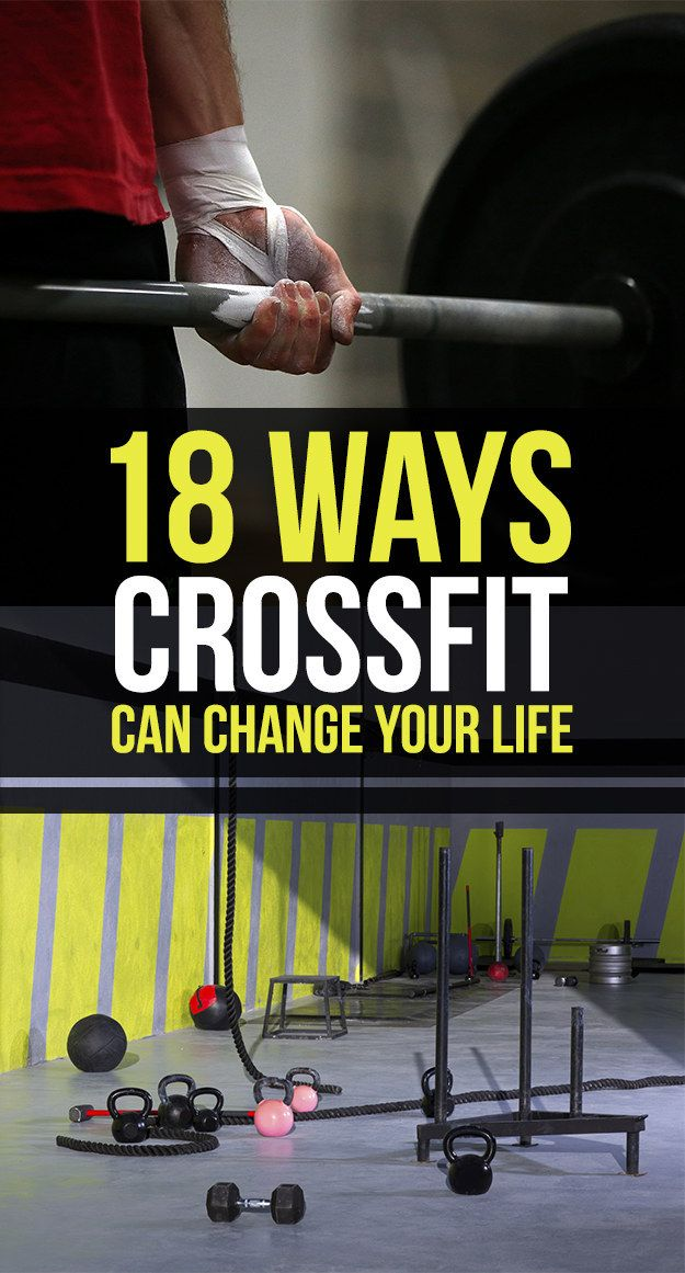 Lots of haters for Crossfit and lots of flaws, but this highlights the positives :)