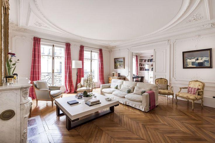 VARENNE // MATIGNON | Agence Immobilière Vaneau Paris