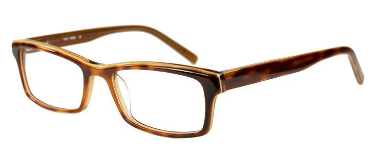 ICE CREAM 8959 DEMI BROWN/LATTE | Vogue Optical - 2nd Pair Free - Designer Glasses, 2 Year Guarantee