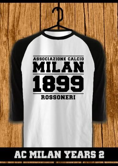 ourkios  - AC MILAN YEARS 2 Tshirt