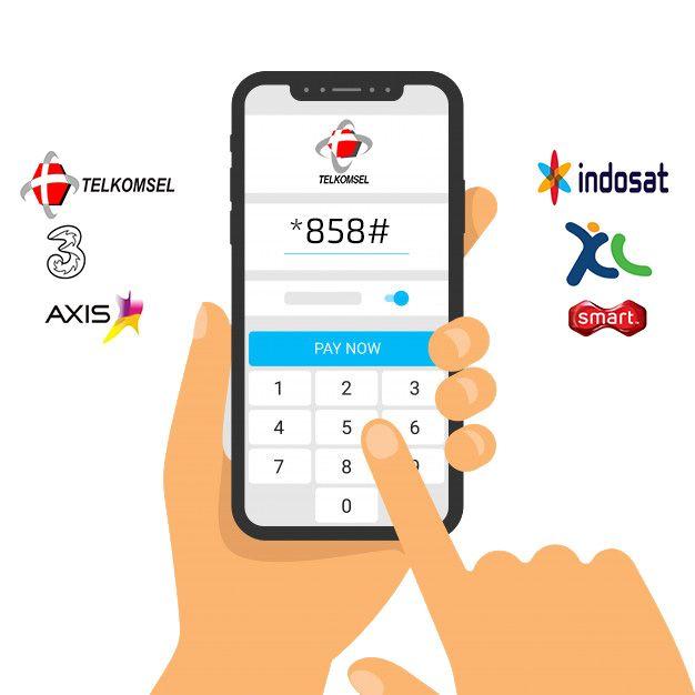 Pin Di Cara Transfer Pulsa Telkomsel