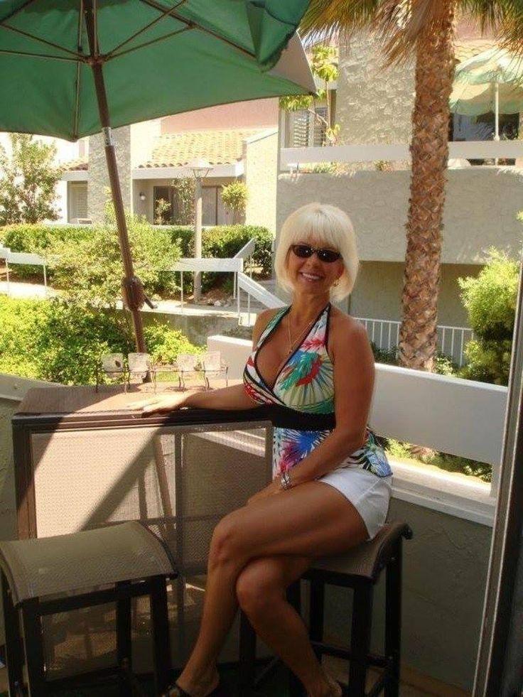 Granny meets internet haha pool cabin voyeur