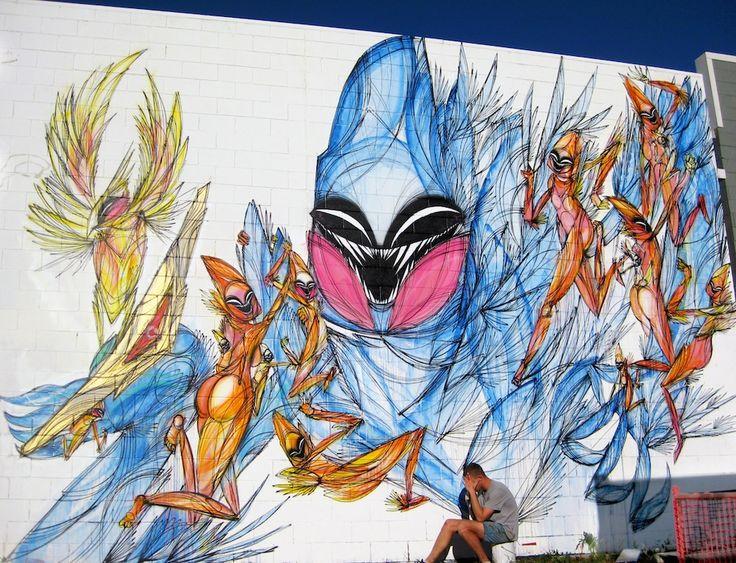AustraliaStreet Artists, Community Editing, Street Art Utopia, Streetartutopia, Artists Shida, Art Creatures, Street Art Shida Australia 1, Blog, Graffiti Art