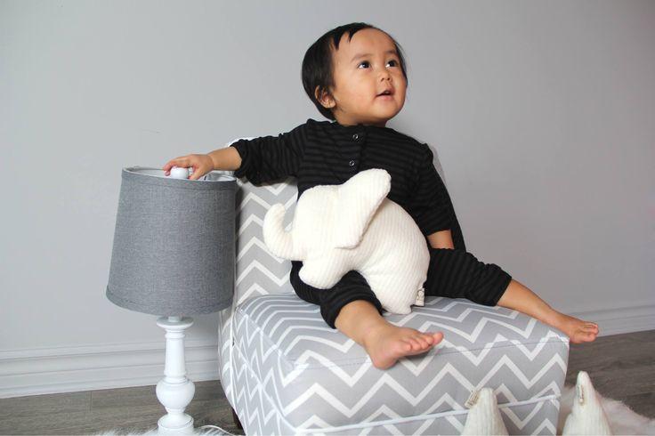 Lelefan Organic first collection. http://instagram.com/lelefanorganics  #lelefan #baby #organiccotton #fluffyelephant #stripes https://www.etsy.com/shop/LelefanOrganics?ref=search_shop_redirect