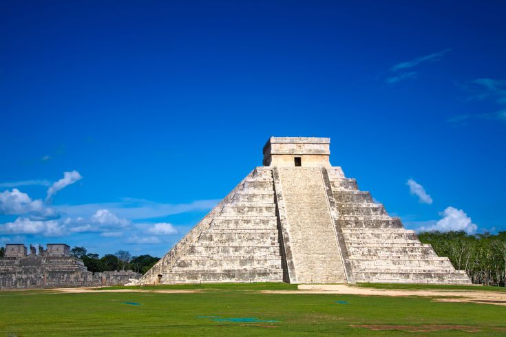 Its name, Chichen Itza, literally means 'at the mouth of the well of Itza'. The heritage site hosts one of the Seven Wonders of the World, from #Mexico: http://www.oscarcancunshuttle.com/
