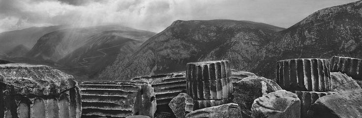GRECIA. Delphi, el Templo de Apolo