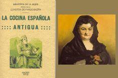 Libro de recetas de cocina española antigua