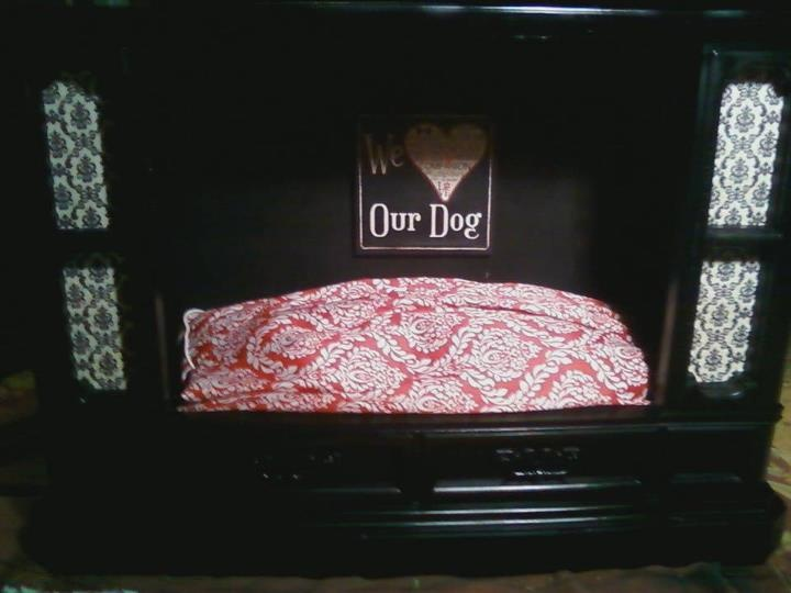 Dog Console Bed