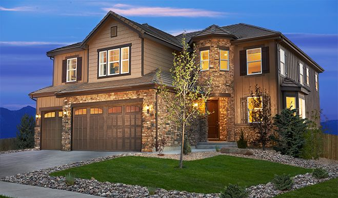 Distinctive Stonework And An Elegant Turret Covering The Front Entry Add Sophistication And