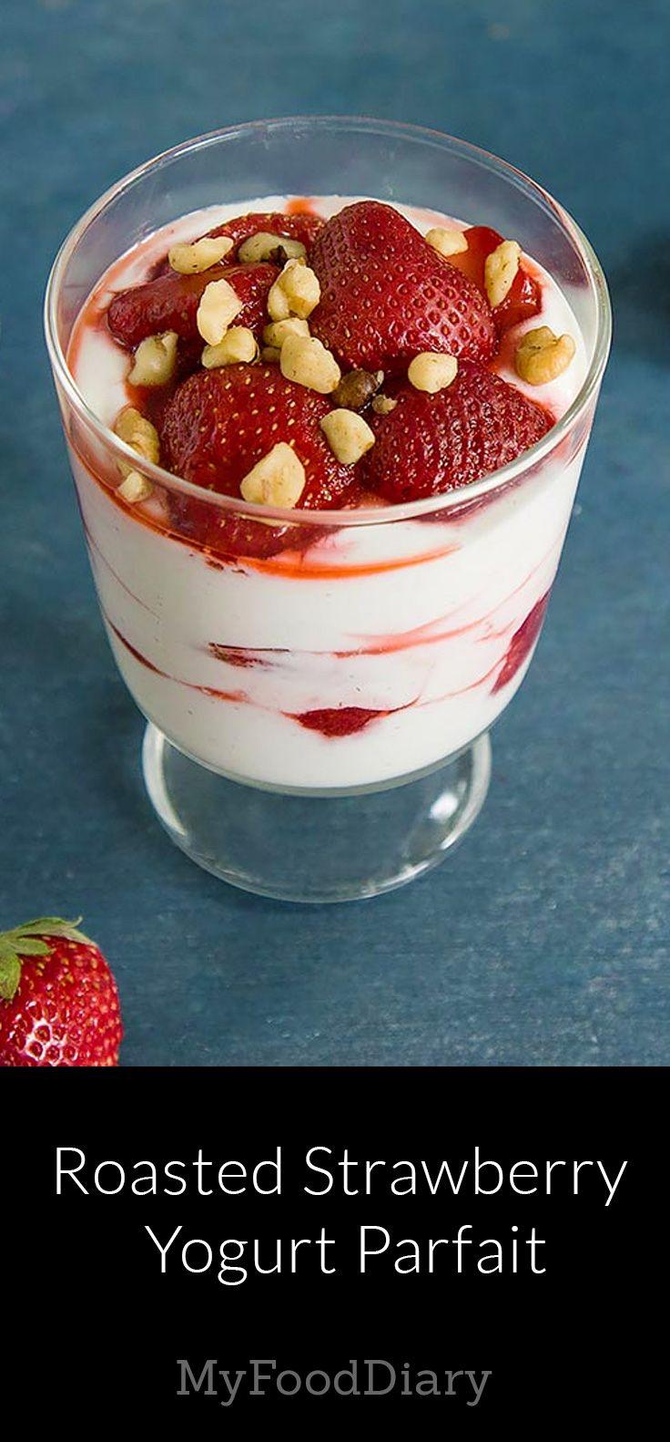 and yogurt. This recipe layers the berries with cinnamon honey yogurt ...