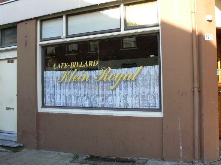 #klarendal #modekwartier #royal #cafe #vroeger #mydailylife