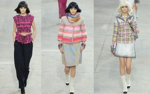 LA DONNA CHANEL: COLLEZIONE SPRING SUMMER 2014 #Moda #chanel #springsummer2014