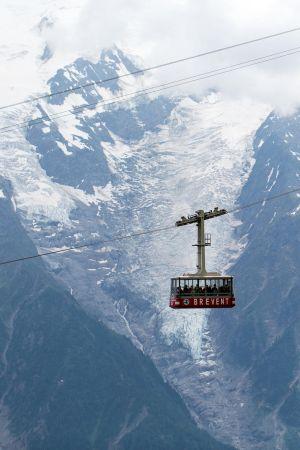 Mont-Blanc - Chamonix, France