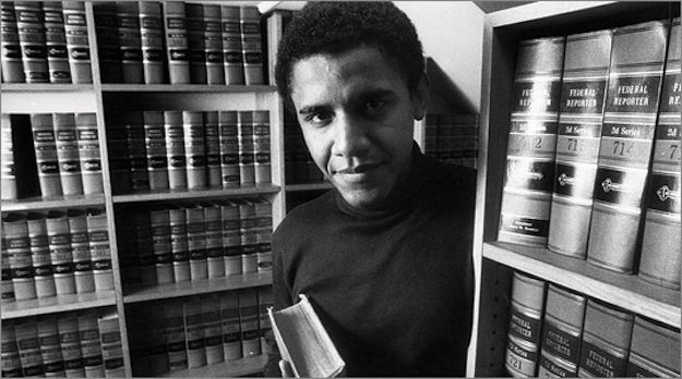 3. Using Poetry To Woo Women | 16 Revelations About Young Barack Obama From His Ex-Girlfriends