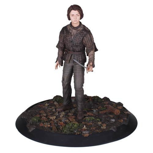Game of Thrones Arya Stark 11-Inch Statue by Dark Horse Limited edition 1,250