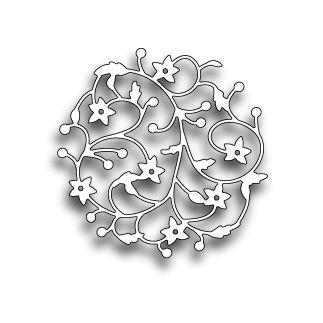 Memory Box Dies - Floral Circle