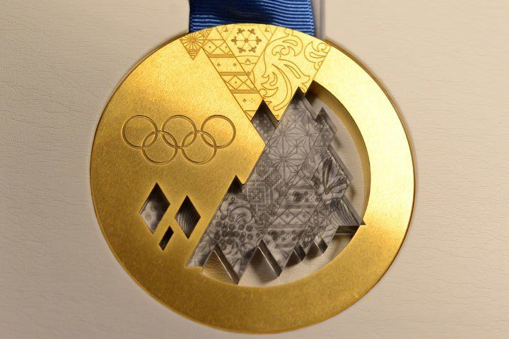 #Sochi 2014 - Sochi Gold Medal