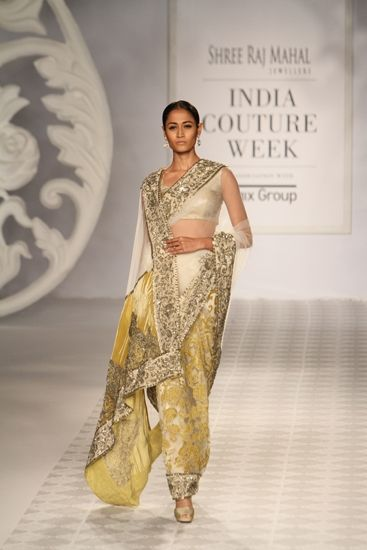Varun Bahl at India Couture Week 2014
