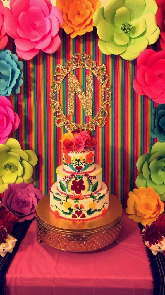 50+ best Ideas para fiestas temática mexicana images on ...
