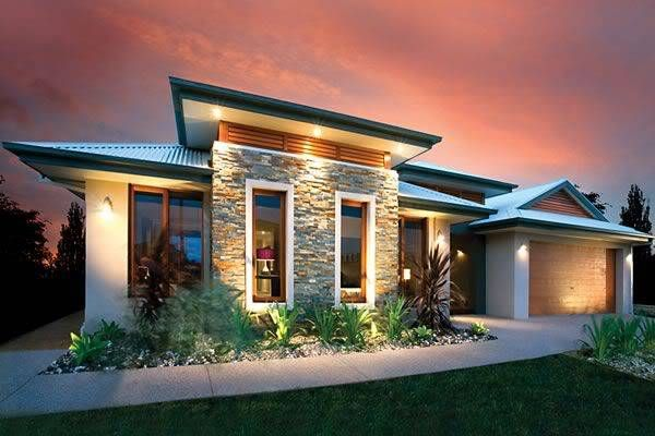 View Topic Wide Frontage Designs Home Renovation Building Forum Facade House House Exterior Modern House Design