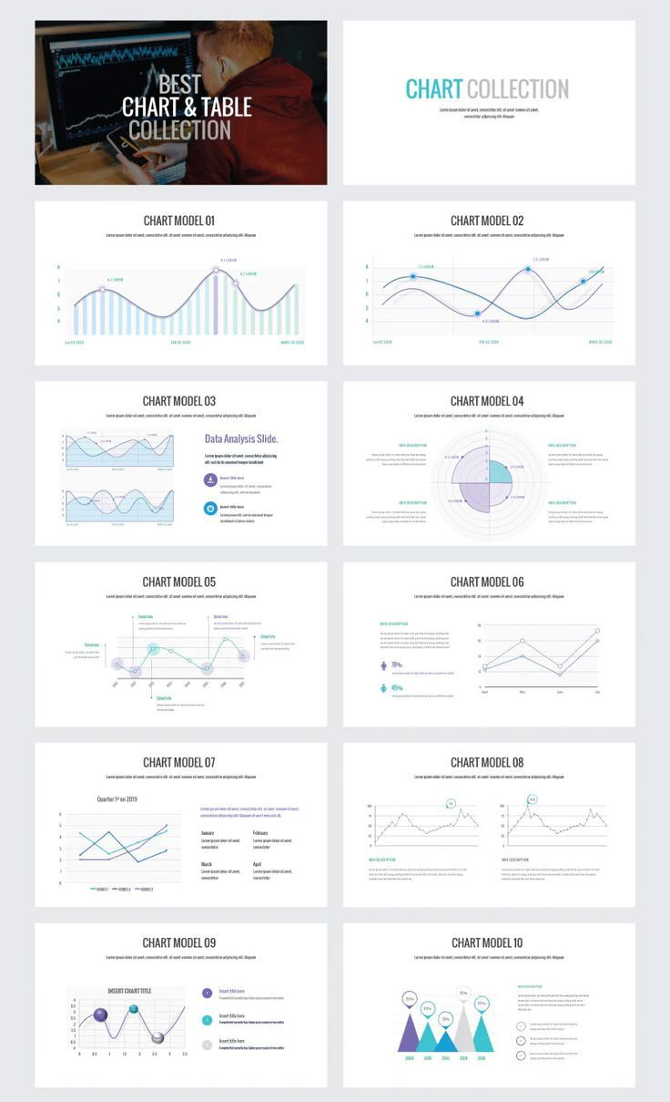 Best Chart Table Collection Keynote V364 Design Template Place Keynote Template Professional Presentation Templates Templates