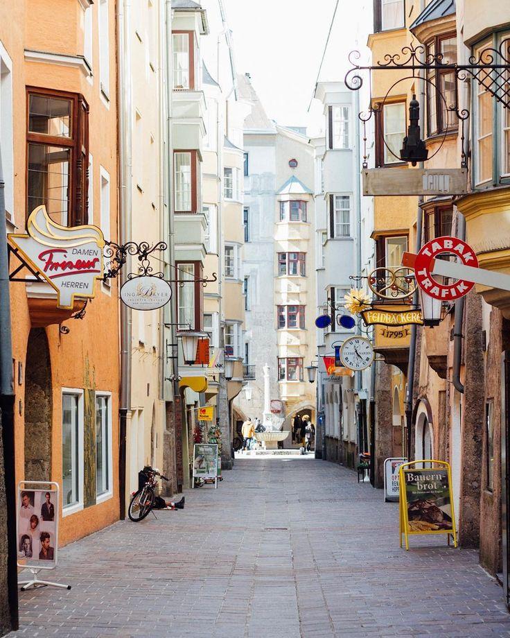 Altstadt Innsbruck #sommer #stadt #city #streets #streetsofinnsbruck #home