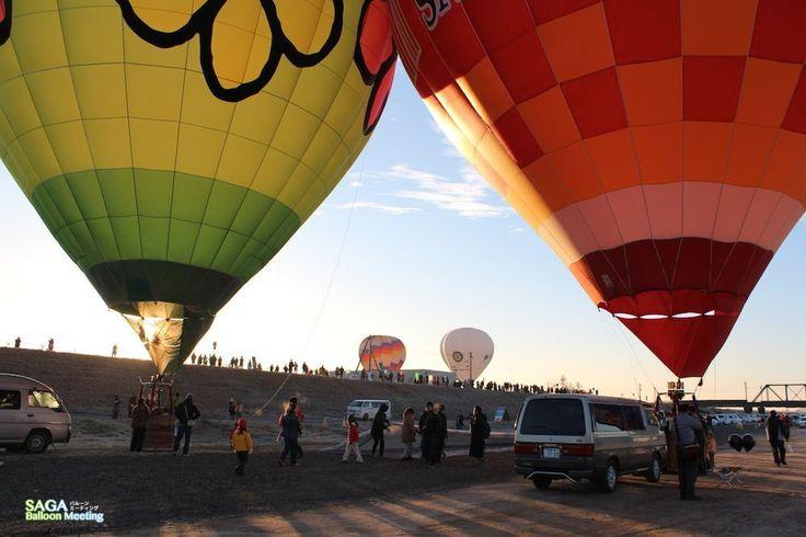 佐賀インターナショナルバルーンフェスタ[Saga International Balloon Fiesta]