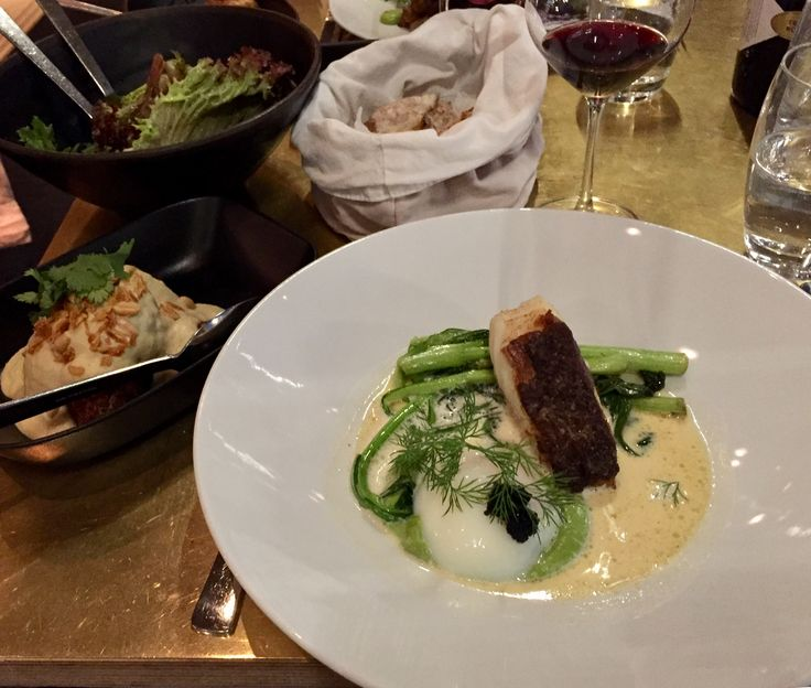 Restaurant Roster sea bass