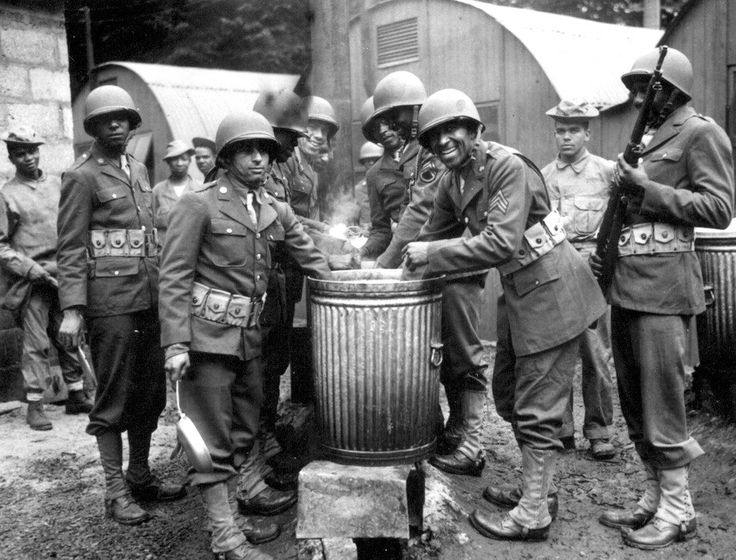 Some Choice Bits of Slang From American Soldiers Serving in WWII
