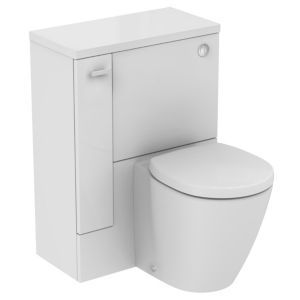 Ideal Standard Imagine Compact LH Back to Wall Ideal Standard Imagine Compact LH Back to Wall Toilet Unit  WC Set with Soft Close Seat.This back to wall toilet unit  wc set from Ideal Standards Imagine Compact range comes with a soft close lid a http://www.MightGet.com/april-2017-1/ideal-standard-imagine-compact-lh-back-to-wall.asp