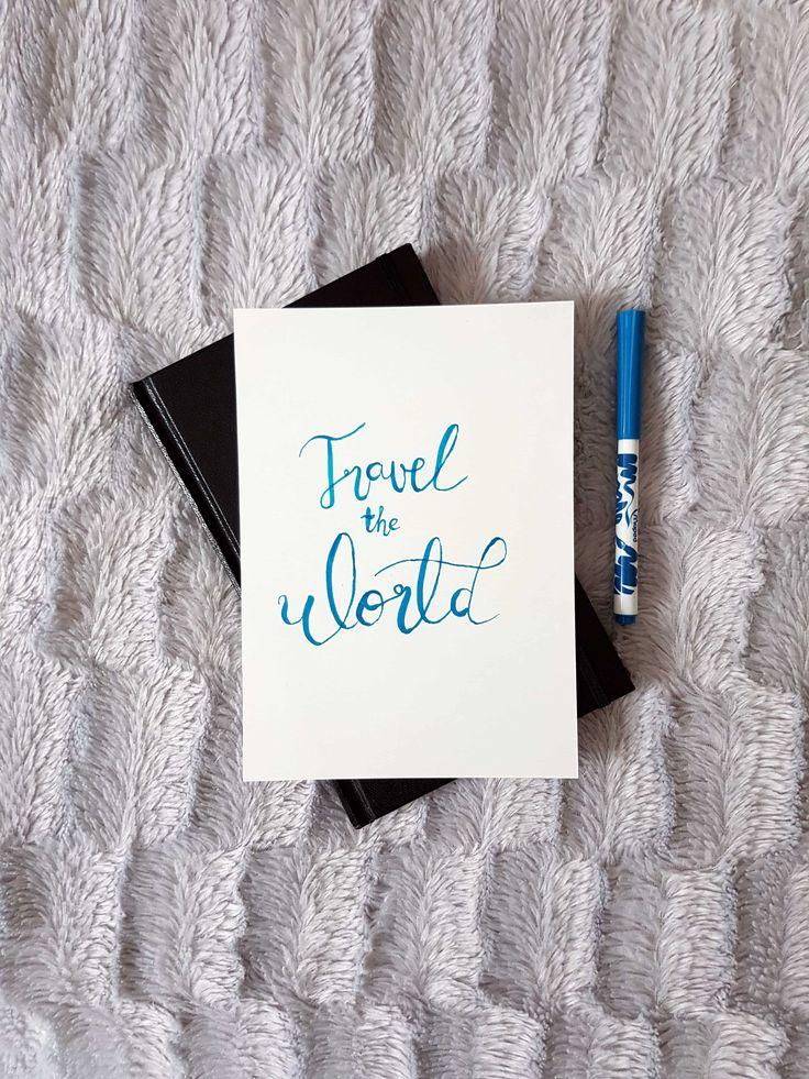 Travel the world.   Erinnerungen machen euch reicher als alles Geld der Welt. Also Koffer packen und verreisen! ... und vorher könnt ihr einmal einen Blick auf meine Seite werfen ;)