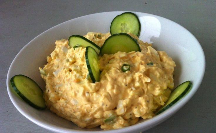 Najlepšia vajíčková nátierka, ktorú máte hotovú za pár minút! Na raňajky si ju zamilujete!