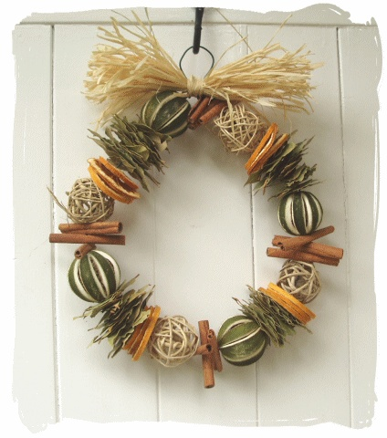 Fruit Wreath