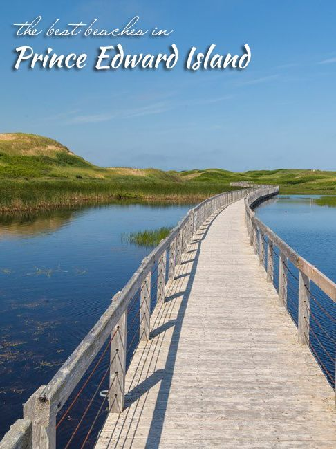 Prince Edward Island is rife with unique beaches -- here's where to find the best of them.
