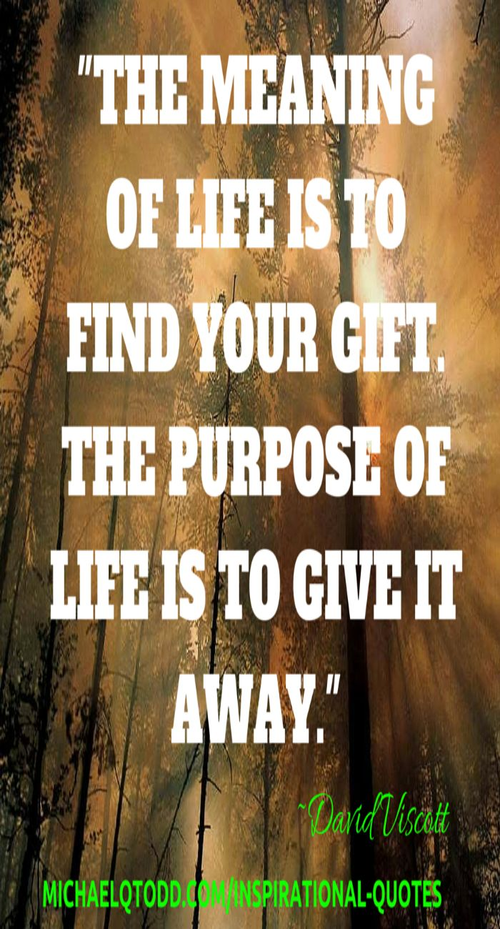 Best 25+ Purpose of life quotes ideas on Pinterest ...